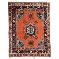 Wonderful Large Midcentury Moroccan Rug