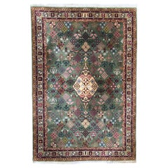 Wonderful Large Vintage Fine Turkish Sivas Rug