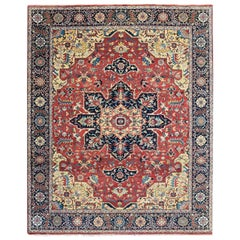 Wonderful New Indian traditional Rug