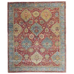 Wonderful New Persian Design Indian Fine Rug