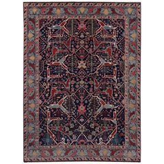 Wonderful New Persian Design Indian Rug
