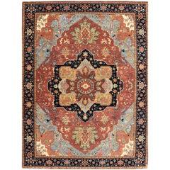 Wonderful New Persian Design Indian Rug