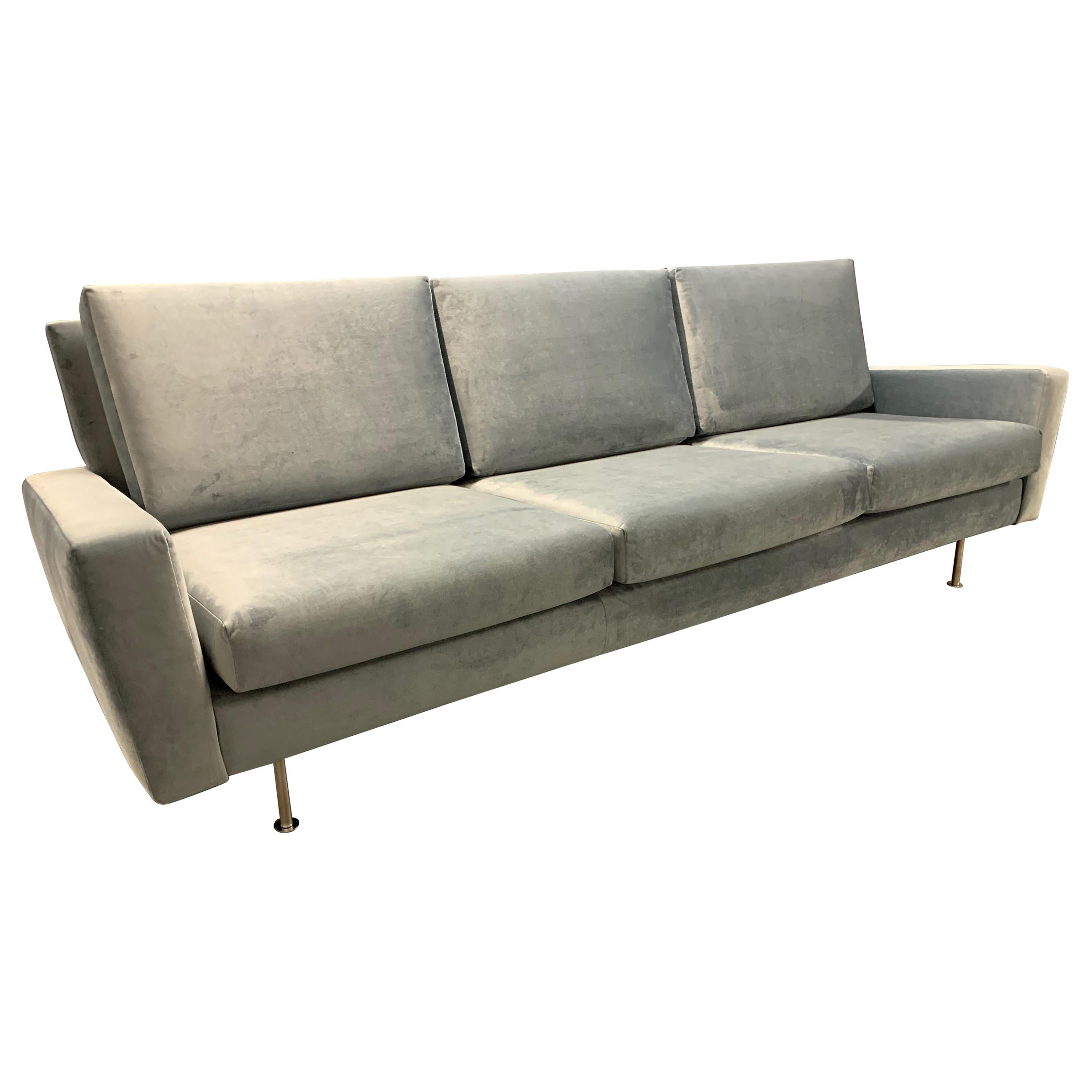 Wonderful No.26 3-4 seater sofa by Florence Knoll / like new!