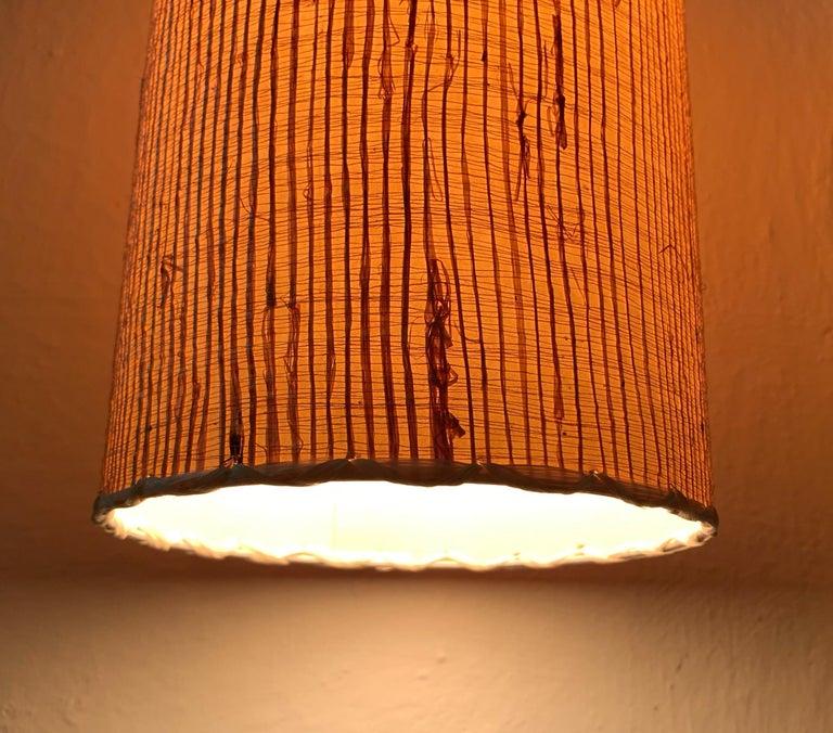 German Wonderful Rupprecht Skrip Counter Weight Wall Lamp  For Sale
