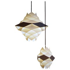 Wonderful Symfoni Pendant Light Preben Dal Hans Følsgaard AS Medium Size