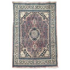 Wonderful Vintage Tabriz Rug