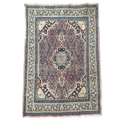 Wonderful Vintage Tabriz Style Rug