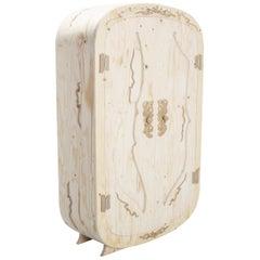 'Wood-Blend Cabinet' Ornamental Round Edge Plywood Cabinet, Schimmel & Schweikle