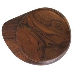 Organic Modern Wood Box