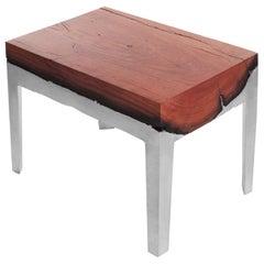 Wood Casting 'TM' Coffee Table, Eucalyptus
