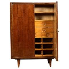 Wood Dresser by Englander & Bonta, Argentina, circa 1950