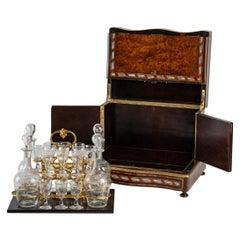 Wood Liqueur Cabine, 19 Century