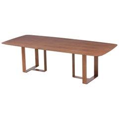 Wood Rectangular Dining Table Akira