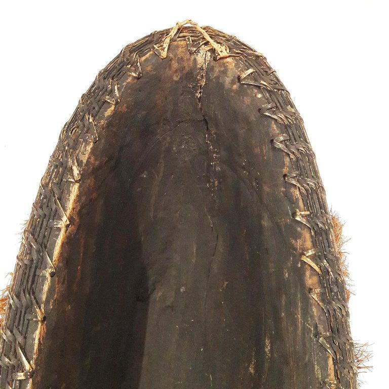 Wood Sepik Mask, Murik Lakes, Papua New Guinea For Sale 2