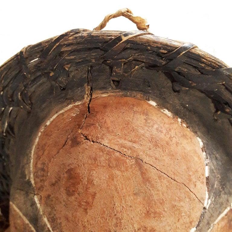 Wood Sepik Mask, Murik Lakes, Papua New Guinea For Sale 3