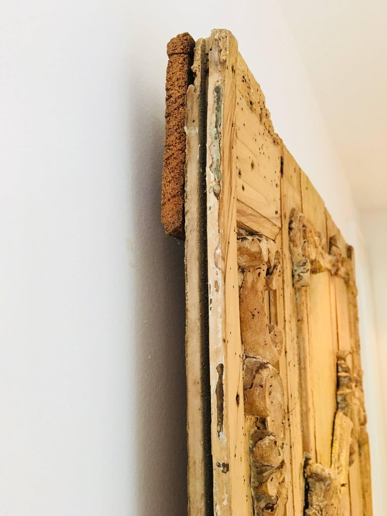 Carved Belgian 18th Century Wood Wall Panel For Sale 11