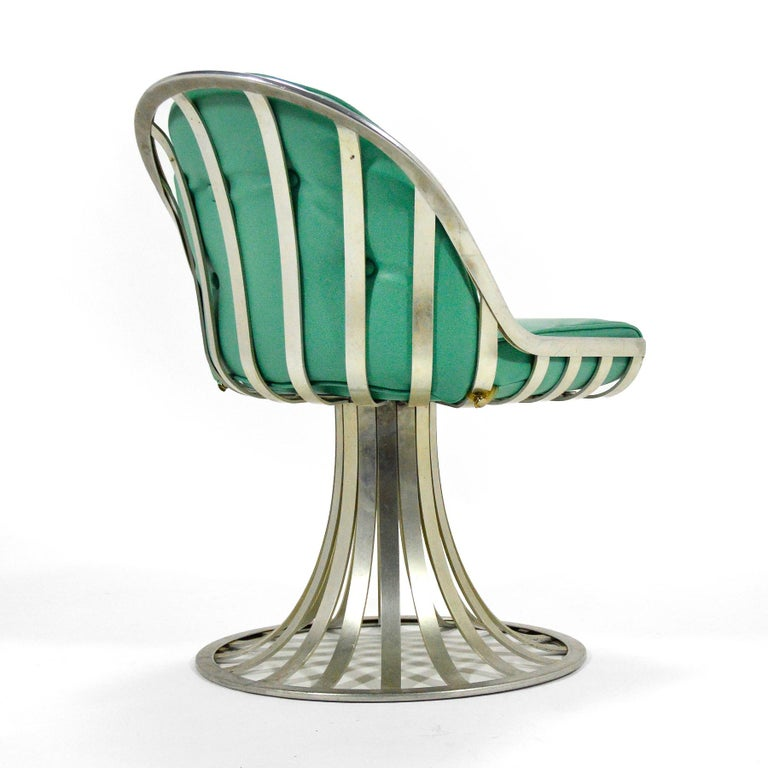 Woodard Aluminum Chair For Sale 1