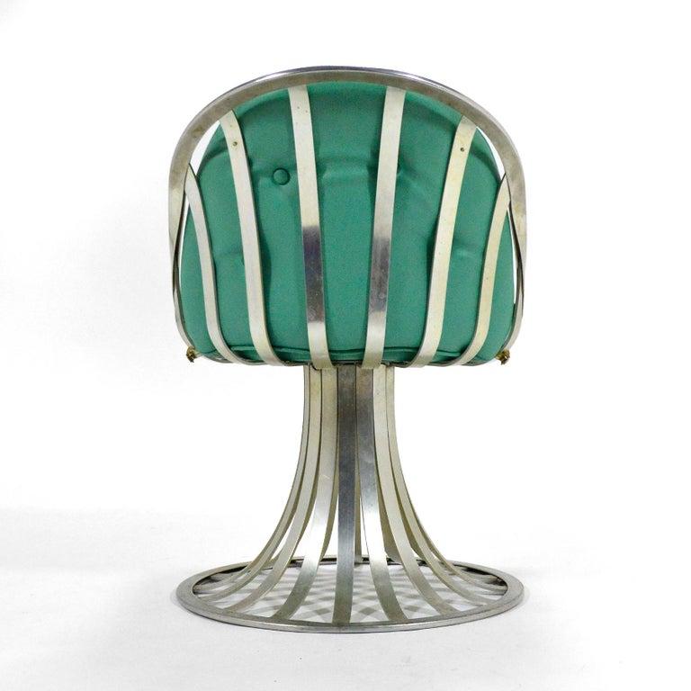 Woodard Aluminum Chair For Sale 2