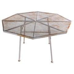 Woodard Sculptura Patio Garden Dining Table