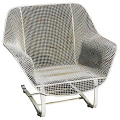 Woodard Sculptura Spring Club Chair