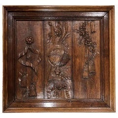 Antique Woodcarving from France