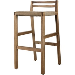Wooden Bar Stool S