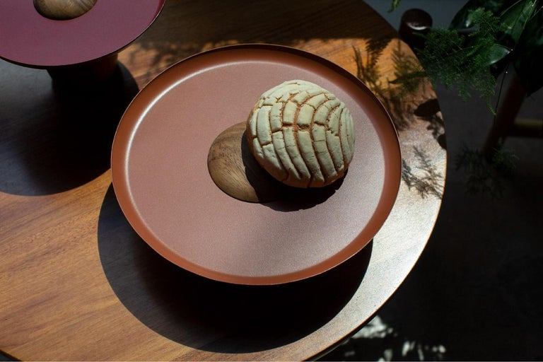 Agate Wooden Bread Tray For Sale