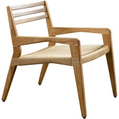 Wooden Lounge Chair C Collection