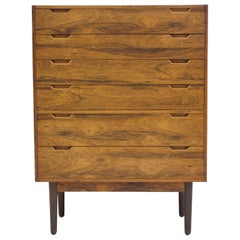 Wooden Chest of Drawers by Svend Langkilde