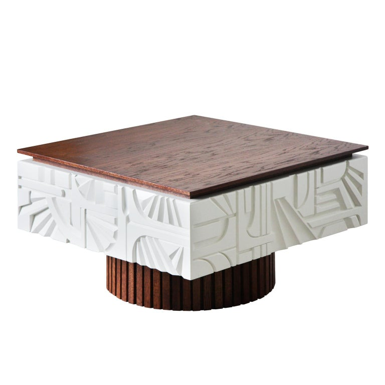 Wooden Coffee Table from