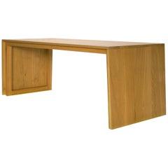 Wooden Desk by Eric Jourdan
