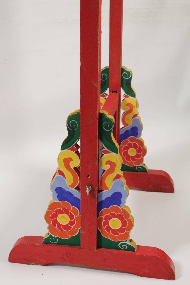 Mid-20th Century Wooden Element of Chinese Presentation Peice  For Sale