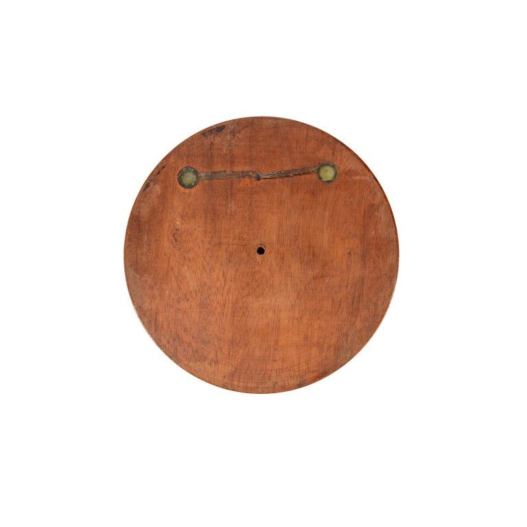 British Wooden Galvanometer of the Mid-19th Century For Sale
