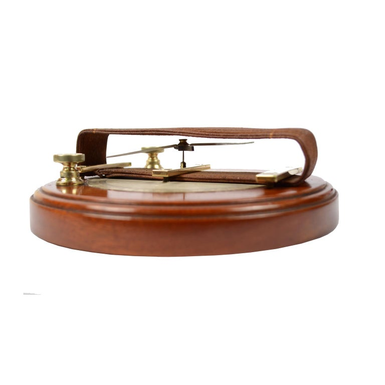 Wooden Galvanometer of the Mid-19th Century In Good Condition For Sale In Milan, IT