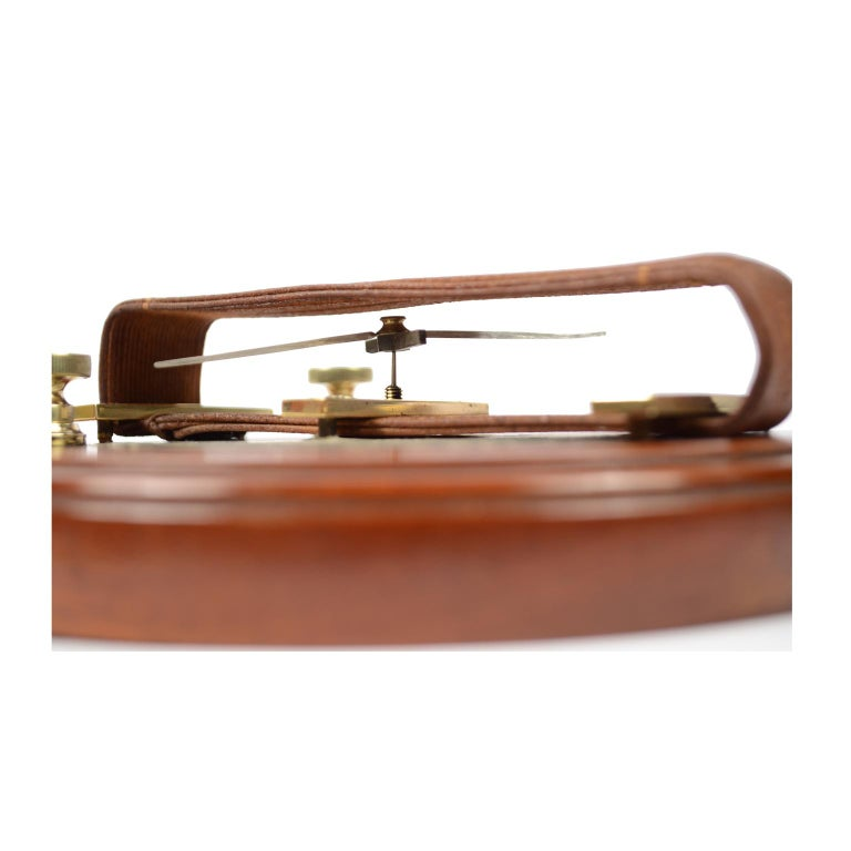 Wooden Galvanometer of the Mid-19th Century For Sale 3