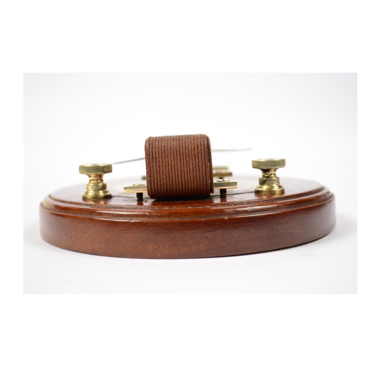 Wooden Galvanometer of the Mid-19th Century For Sale 4