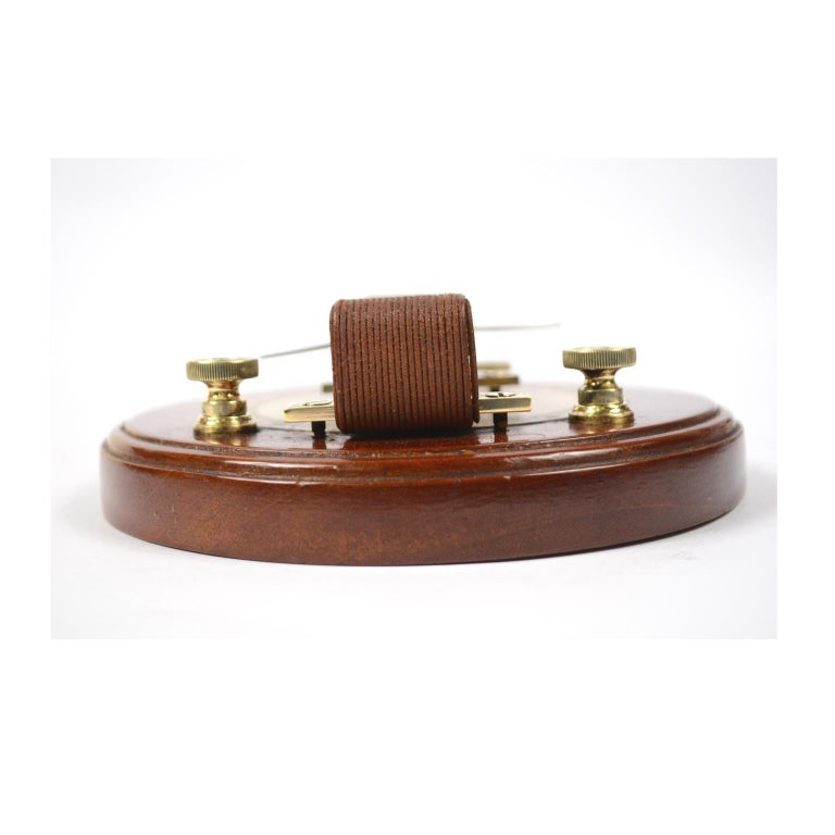 Wooden Galvanometer of the Mid-19th Century For Sale 5