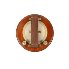 Wooden Galvanometer of the Mid-19th Century
