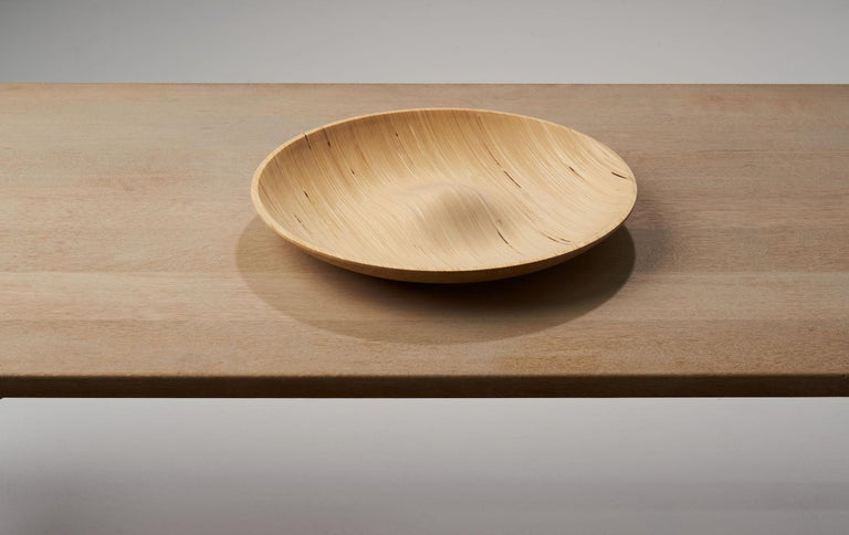 Wooden Plates by Antti Nurmesniemi, Finland, circa 1980s For Sale 5