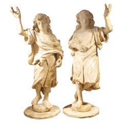 Wooden Sculpture, Germany 18th Century