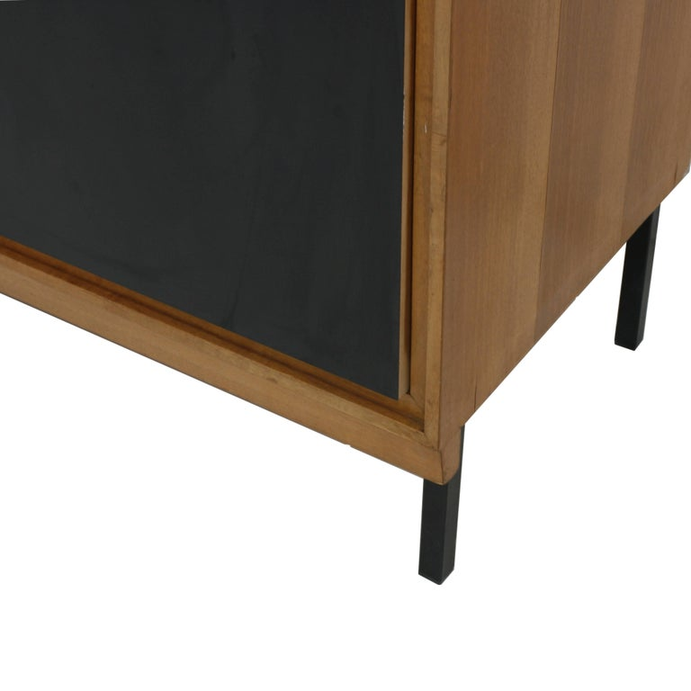 Mid-20th Century Wooden Sideboard, France, 1950s For Sale