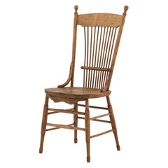 Wooden Spindle Dining Chair