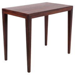 Wooden Table by Severin Hansen for Haslev