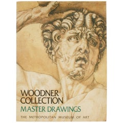 Woodner Collection Master Drawings, Exhibition Press Copy with Original Slides