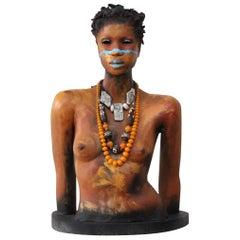 Woodrow Nash Sculpture