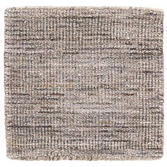Wool and Silk Boho Custom Rug