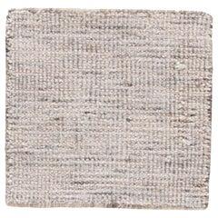 Wool and Silk Boho Custom Rug