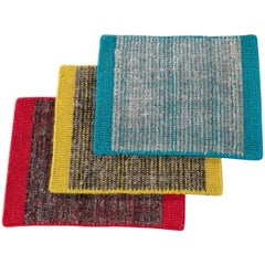 Wool and Silk Boho Custom Rug Samples