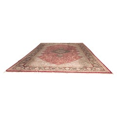 Wool Handwoven Oriental Carpet