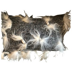 "Wool ""Rimini"" Pillow"